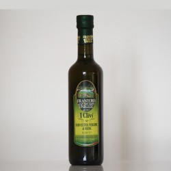 "HUILE D'OLIVE EXTRA VIERGE - ""I CLIVI""  50 cl"