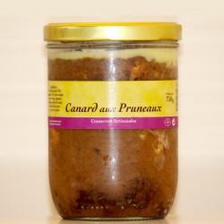 CANARD AUX PRUNEAUX - 750 g