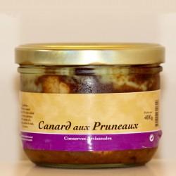 CANARD AUX PRUNEAUX - 400 g