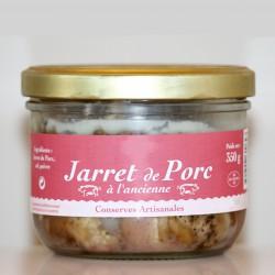 JARRET DE PORC À L'ANCIENNE