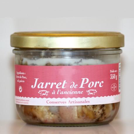 JARRET DE PORC À L'ANCIENNE - 350 g