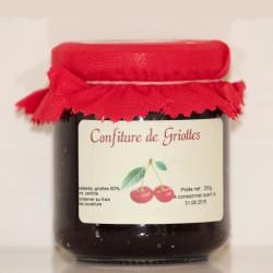 CONFITURE DE GRIOTTES