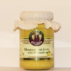 MOUTARDE MI-FORTE D'ALSACE SAVEUR MIRABELLE