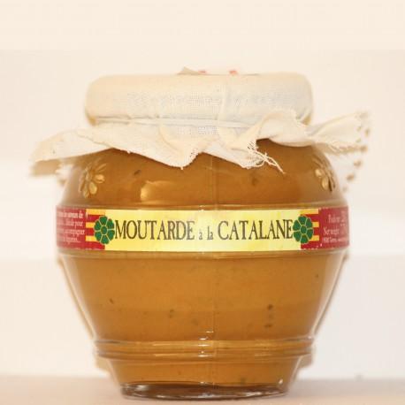 MOUTARDE À LA CATALANE - 200 g