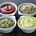 SAUCES, PESTOS, COULIS